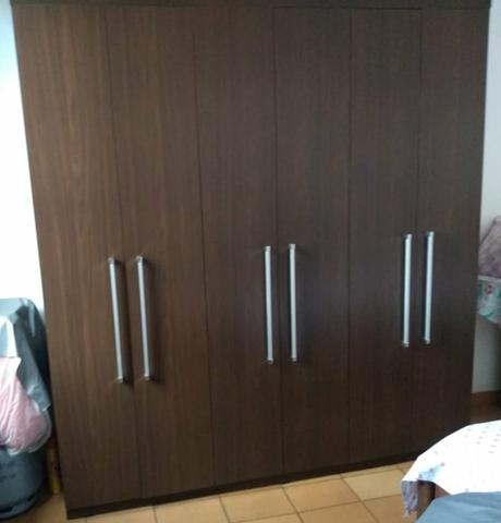 Guarda roupas mdf 3 portas