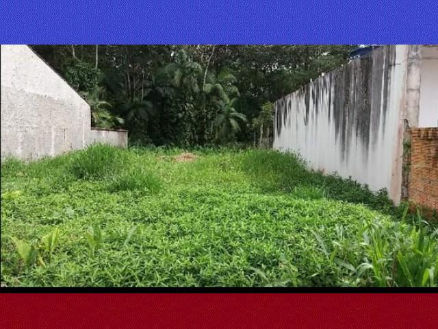 Joinville (sc): Terreno, 255,45m2 ulhan