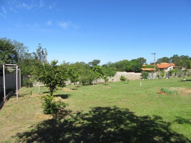 Chácara 2.000 m2 próximo a cidade via asfalto local seguro e tranq Rf. 420 Silva Corretor - Foto 8