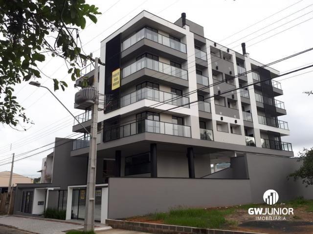 Apartamento à venda com 1 dormitórios em Saguaçu, Joinville cod:490 - Foto 2