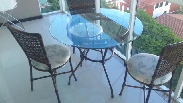 Vendo cobertura j. penha 4 quartos/2 suítes, 3 vg, sol manhã, varanda gourmet ref357 - Foto 3