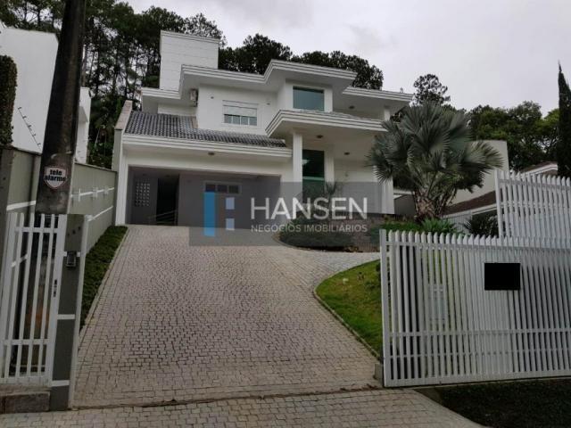Casa à venda com 5 dormitórios em América, Joinville cod:2068