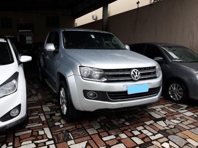 Vw - Volkswagen Amarok 4x4 highline - Foto 2