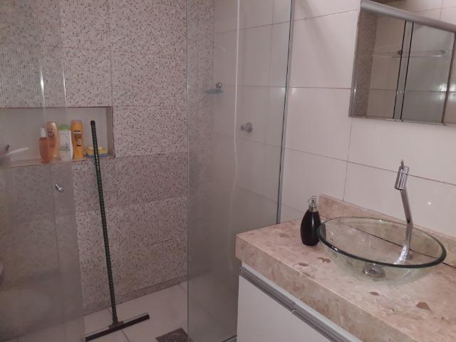 Vendo excelente casa na QS 7 ótima localização e acabamento moderno - Foto 6
