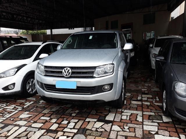 Vw - Volkswagen Amarok 4x4 highline