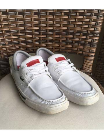 ca0b2f4d00726 Tenis Lacoste Original - Tam 43 - Roupas e calçados - Campos Elíseos ...