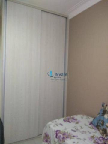 Linda casa com 3 dormitórios à venda, 86 m² por r$ 425.000 - jardim santa maria - jacareí/ - Foto 16