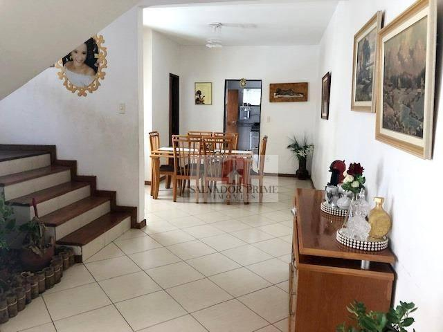 Casa duplex, 4 dormitórios sendo 1 suíte, 190 m², dependência de empregada, salas, 2 garag - Foto 3