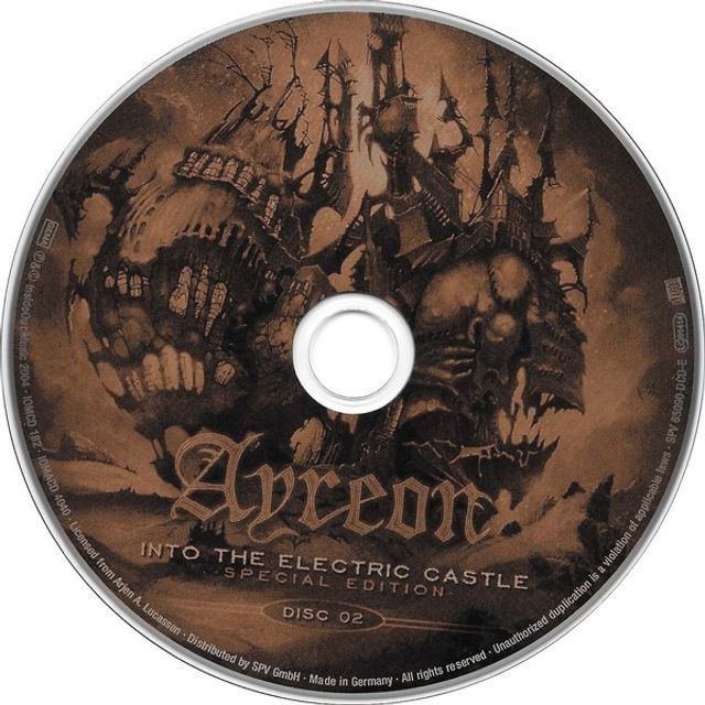 Ayreon - Into The Electric Castle (A Space Opera) - Foto 4