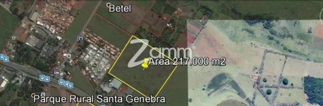 Terreno à venda com 0 dormitórios em Betel, Paulínia cod:AR000769