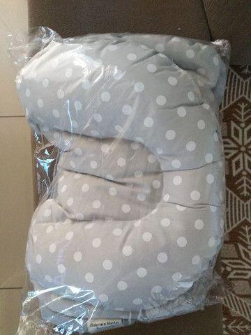Almofada redutora para bebê conforto ou carrinho - Foto 3