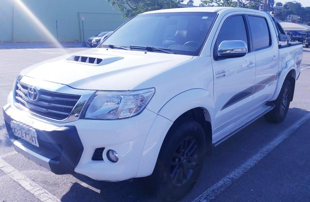 Hilux Limited Edition 4x4 Diesel