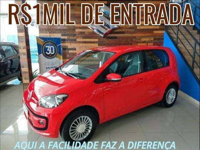 Recuse IMITAÇÕES!! R$1MIL DE ENTRADA(UP 1.0 MOVE TSI 2016)