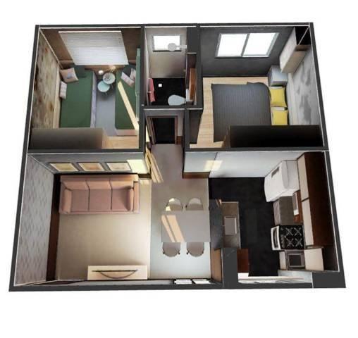 MM - Apartamento no Grande Dirceu Condominio completo - Foto 7