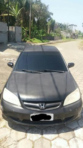Honda Civic 1.7 LX 4p *TROCO POR TENERÉ 250 - Foto 11