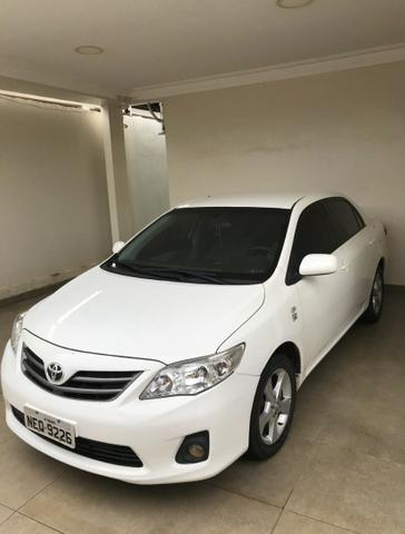 Corolla 2014 automático 2014 52000km