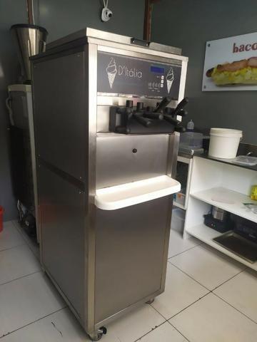 Máquina de Sorvete Expresso D'Italia - Foto 2