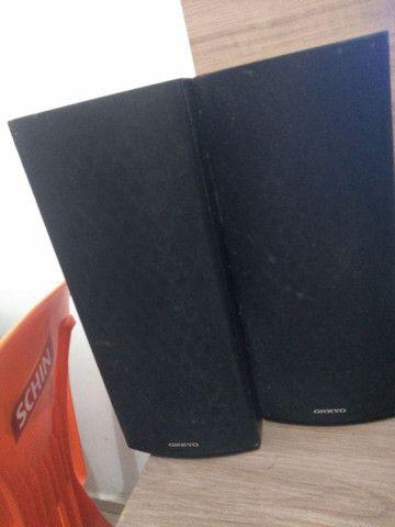 Vendo 6 caixinhas de som da onkyo