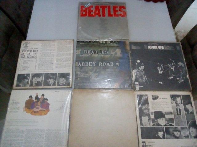 7 Lps Vinil Beatles - Raridades - Foto 2