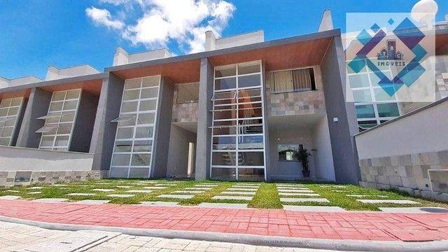 Casa com 4 dormitórios à venda, 133 m² por R$ 438.000,00 - Pedra - Eusébio/CE - Foto 5
