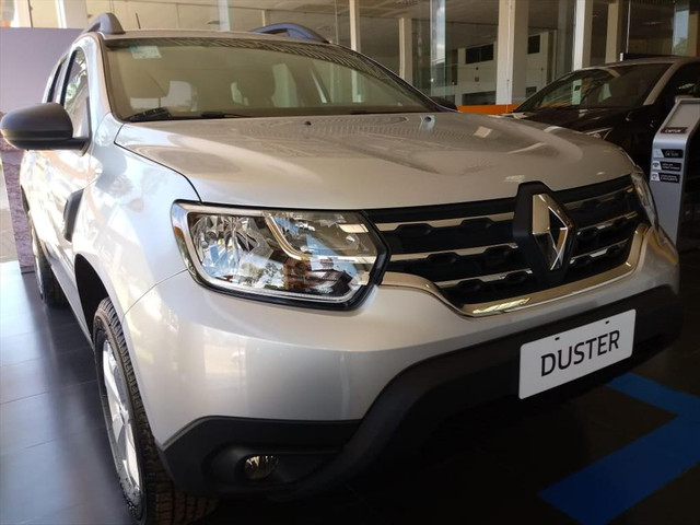 RENAULT DUSTER 1.6 16V SCE FLEX ZEN MANUAL - Foto 2