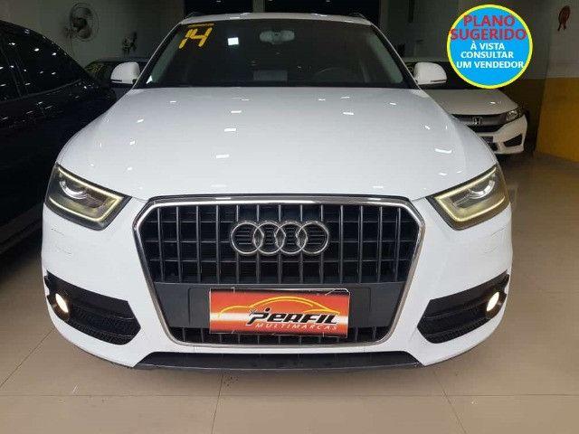 Audi Q3 TFSI 2.0 2014 (Aprovo sem Burocracia e Por Telefone)