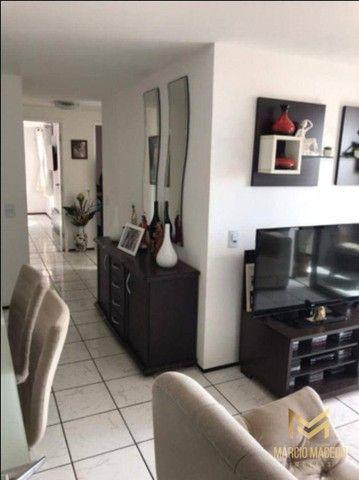 Aptº com 3 dormitórios à venda, 105 m² por R$ 550.000 - Fátima - Fortaleza/CE - Foto 5