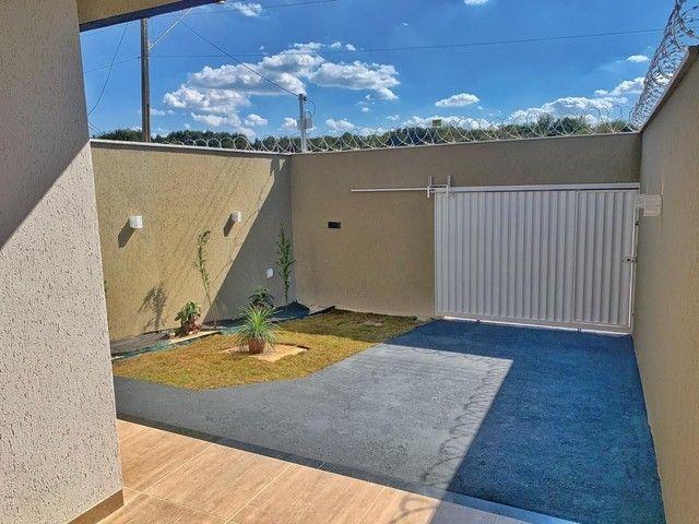 Vendo Casa 3 quartos sendo 1 suíte no Residencial Dom Rafael - Goiânia - GO - Foto 4