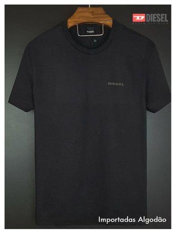 Camisas importadas algodão
