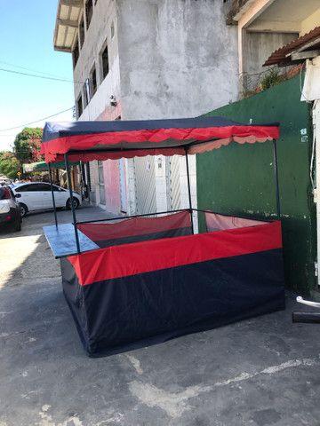 Barraca para várias utilidades  R$700,00 - Foto 3