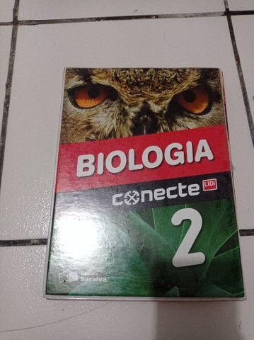 Livro biologia  conecte 2