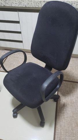 Vendo Cadeiras para escritório. - Foto 4