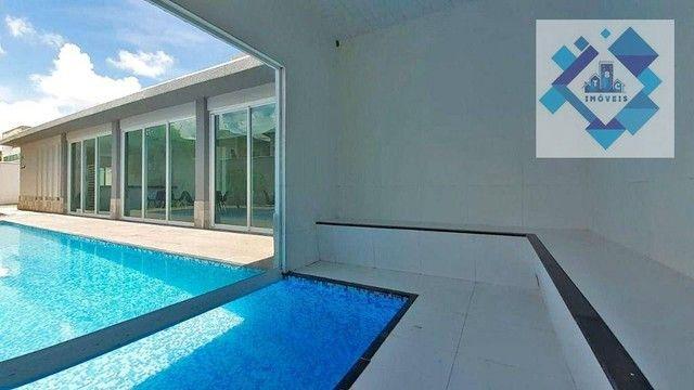 Casa com 4 dormitórios à venda, 133 m² por R$ 438.000,00 - Pedra - Eusébio/CE - Foto 11