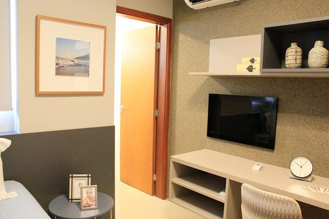 Apartamento para venda possui 107 metros quadrados com 3 quartos em Jóquei - Teresina - PI - Foto 16