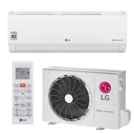 Ar condicionado Novos LG Quente e Frio 110 ou 220