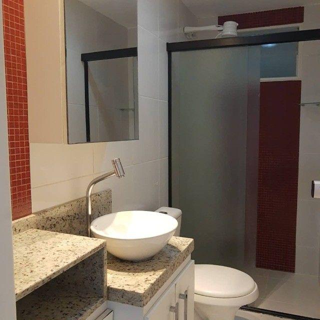APT, 3/4, Jatiúca, 1 Suíte, DCE com banheiro e armários planejados - Foto 9