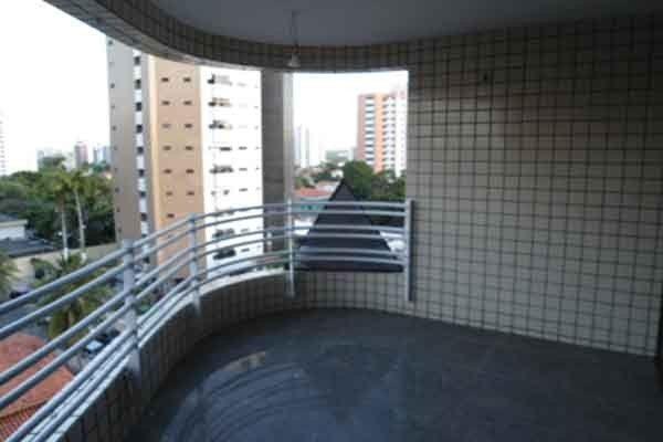 Apartamento com 3 dormitórios à venda, 183 m² por R$ 720.000,00 - Dionisio Torres - Fortal - Foto 3