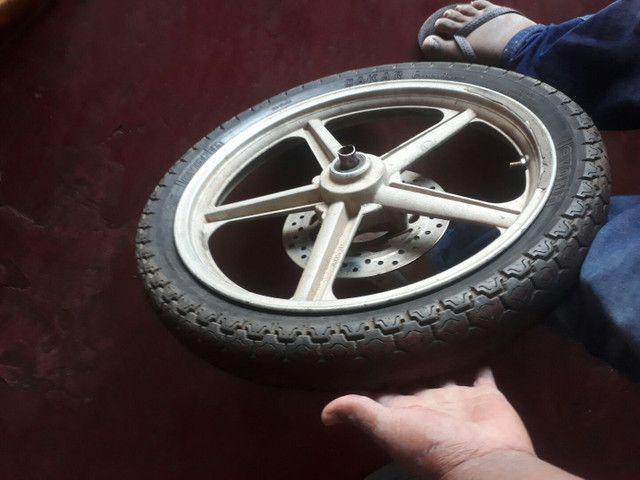 Vendo rodas palitos 5 talas  - Foto 4