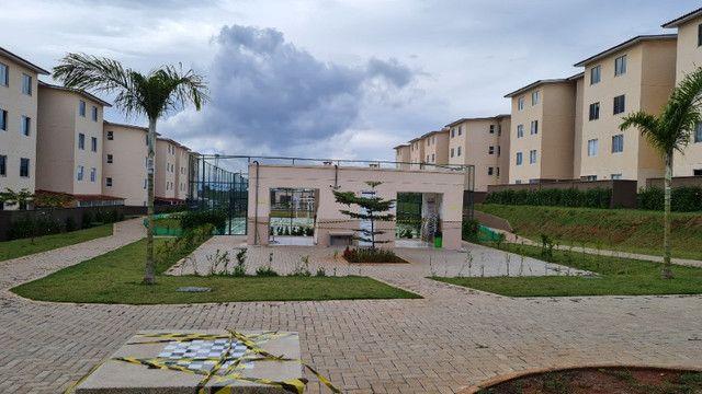 Vendo Ágio de Apart de 2 Quartos na QD 204 no Total Ville Santa Maria DF( Parcelas 603,00) - Foto 4