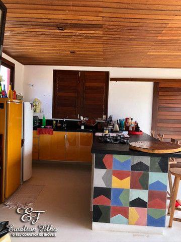 Casa Triplex Com 5 Quartos Sendo 4 Suítes e Cobertura Gourmet - Foto 20