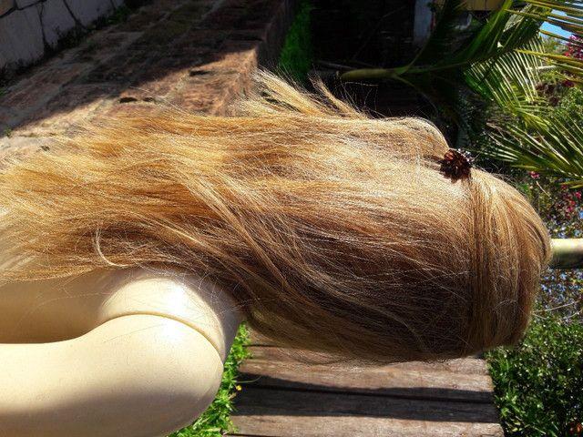 Peruca cabelo Natural - Foto 4
