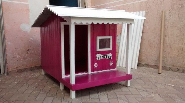 Casinha de cachorro com varanda a partir de 419 - Foto 6