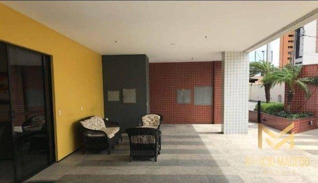 Aptº com 3 dormitórios à venda, 105 m² por R$ 550.000 - Fátima - Fortaleza/CE - Foto 11