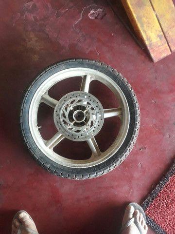 Vendo rodas palitos 5 talas  - Foto 3