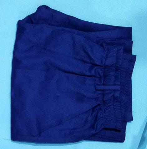 Calças de Brim elástico - Foto 2