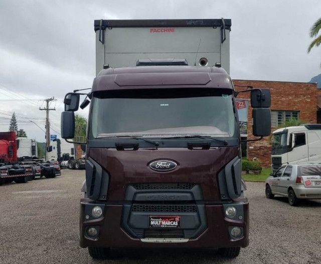 Ford Cargo 2429 L - Saider de 10.20m Bitruck 8x2 - Foto 2