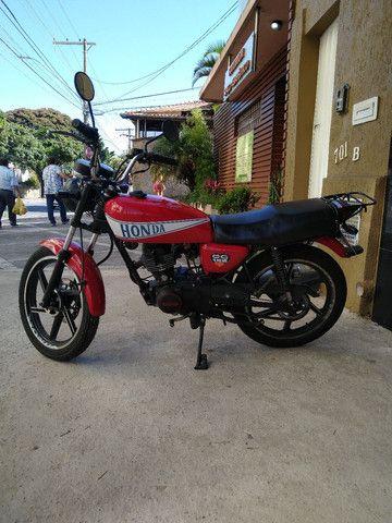 (CG Ovinho)*Vendo* Honda CG 1981