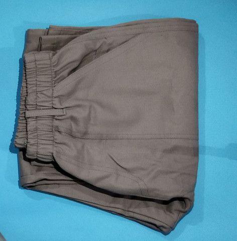 Calças de Brim elástico - Foto 3