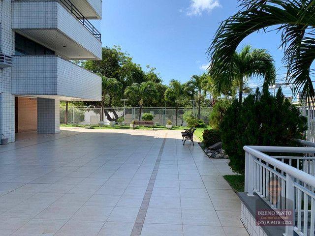 Apartamento à venda, 195 m² por R$ 650.000,00 - Guararapes - Fortaleza/CE - Foto 4