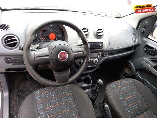 Fiat Fiorino 1.4 mpi Furgão Hard Working 8v Flex Manual - Foto 6